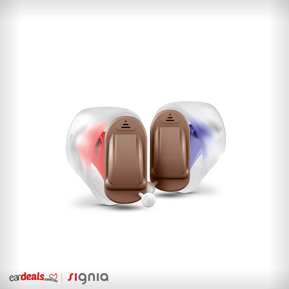 Book Hearing Guide: Cheap Signia CIC Silk Primax 7px Hearing Aid