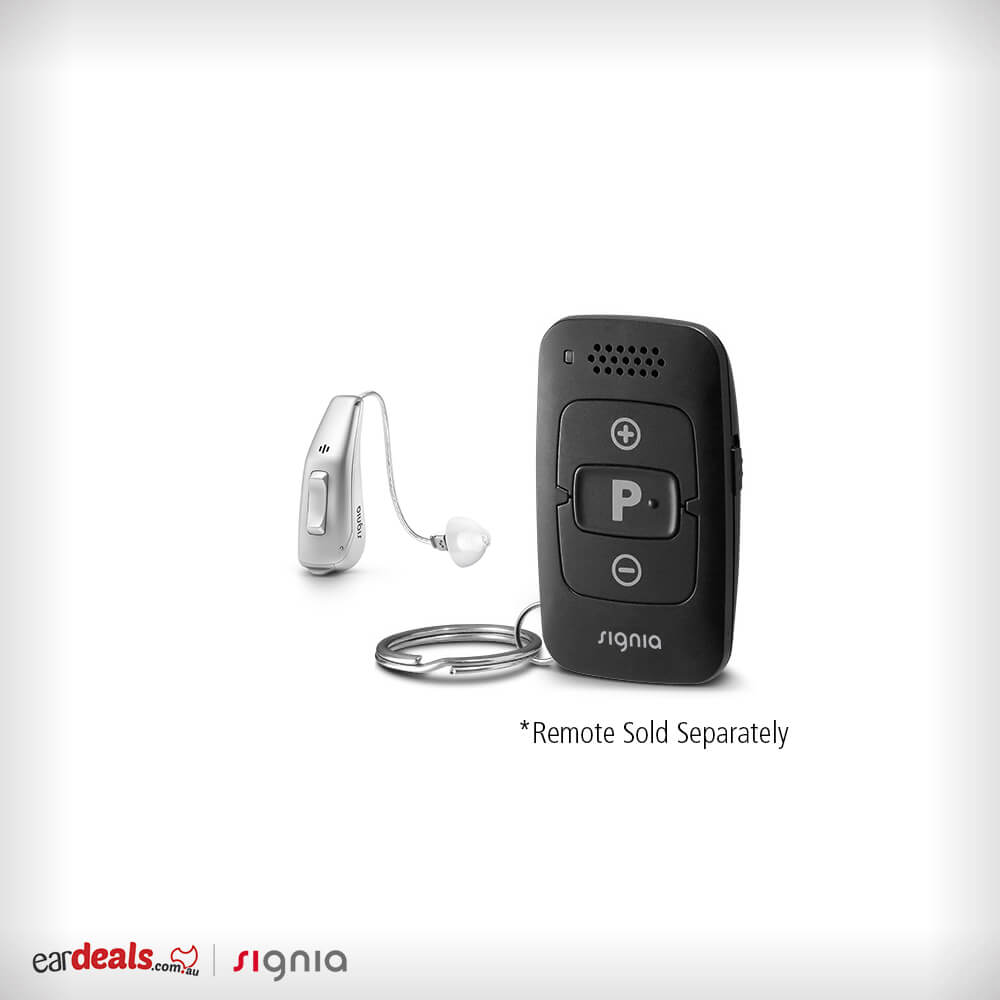 Cheap Signia Ric Pure Bt Primax 5px Hearing Aid Eardeals