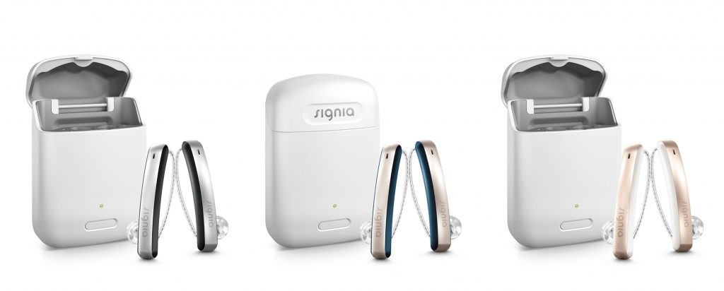 Signia Styletto Connect NX Hearing Device