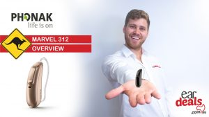 Phonak Audeo Marvel 312 Hearing Aid Review