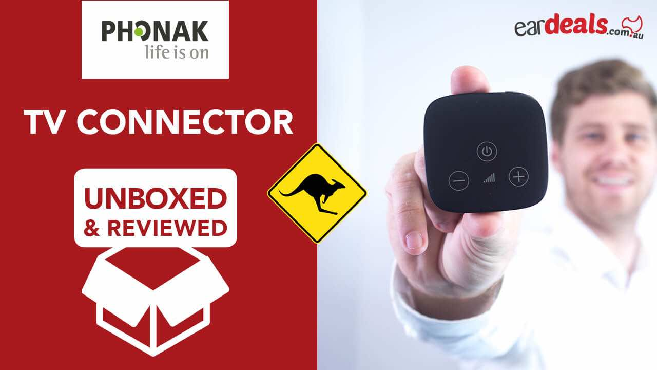 Phonak TV Connector Price